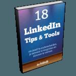 18 LinkedIn Tips en Tools 2 - Jos Veldwijk