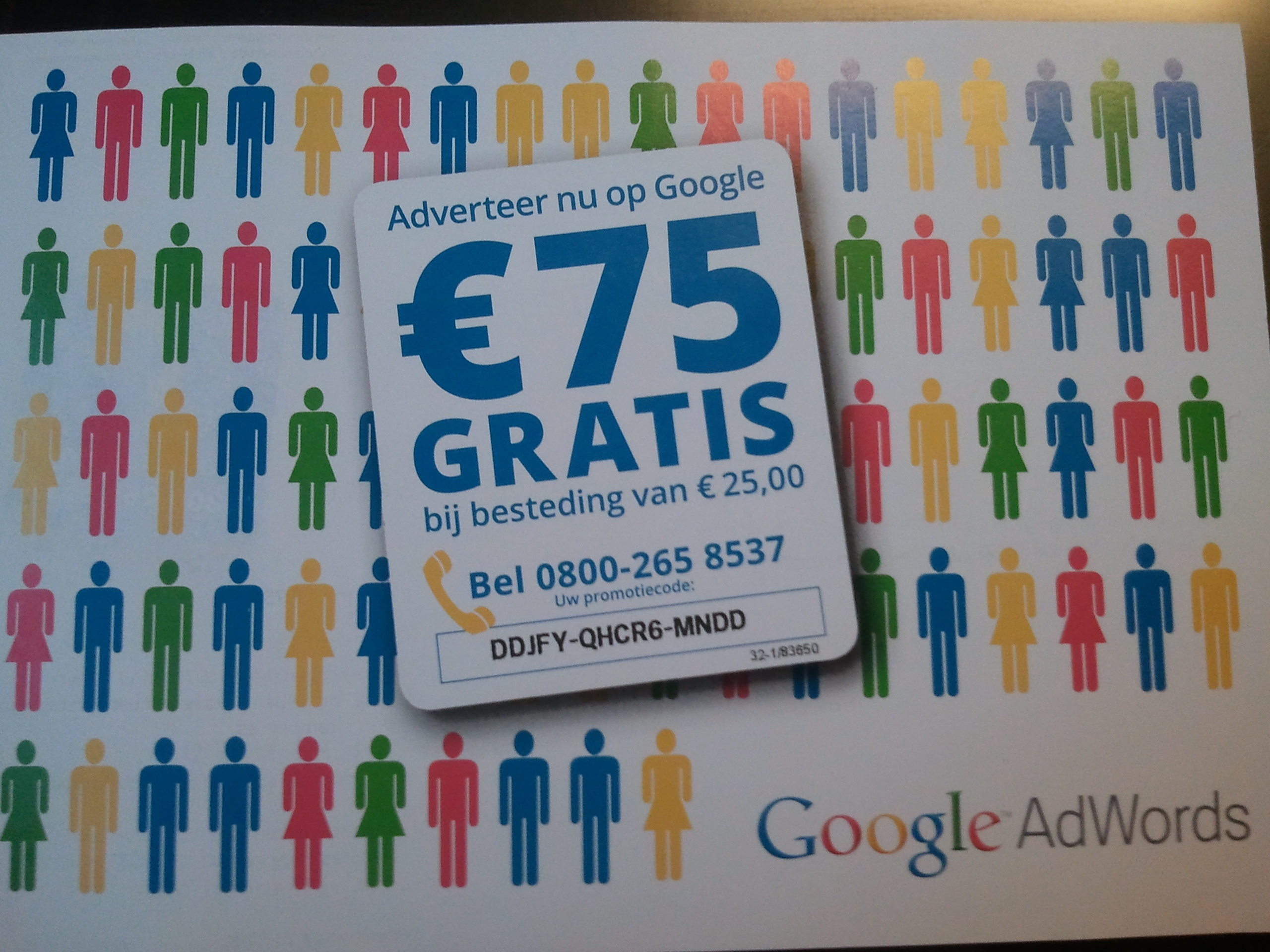 Google Adwords voor B2B