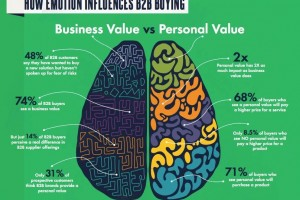 De invloed van Emotie in B2B