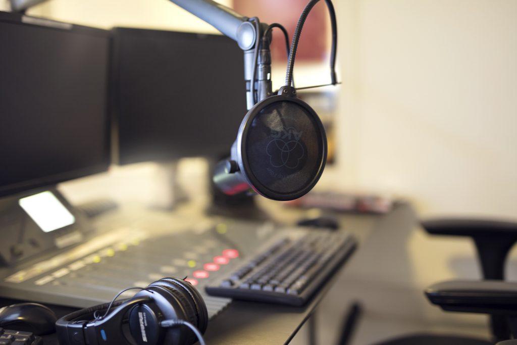 eigen podcast maken